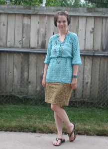 Thrift Style Thursday – Tribal